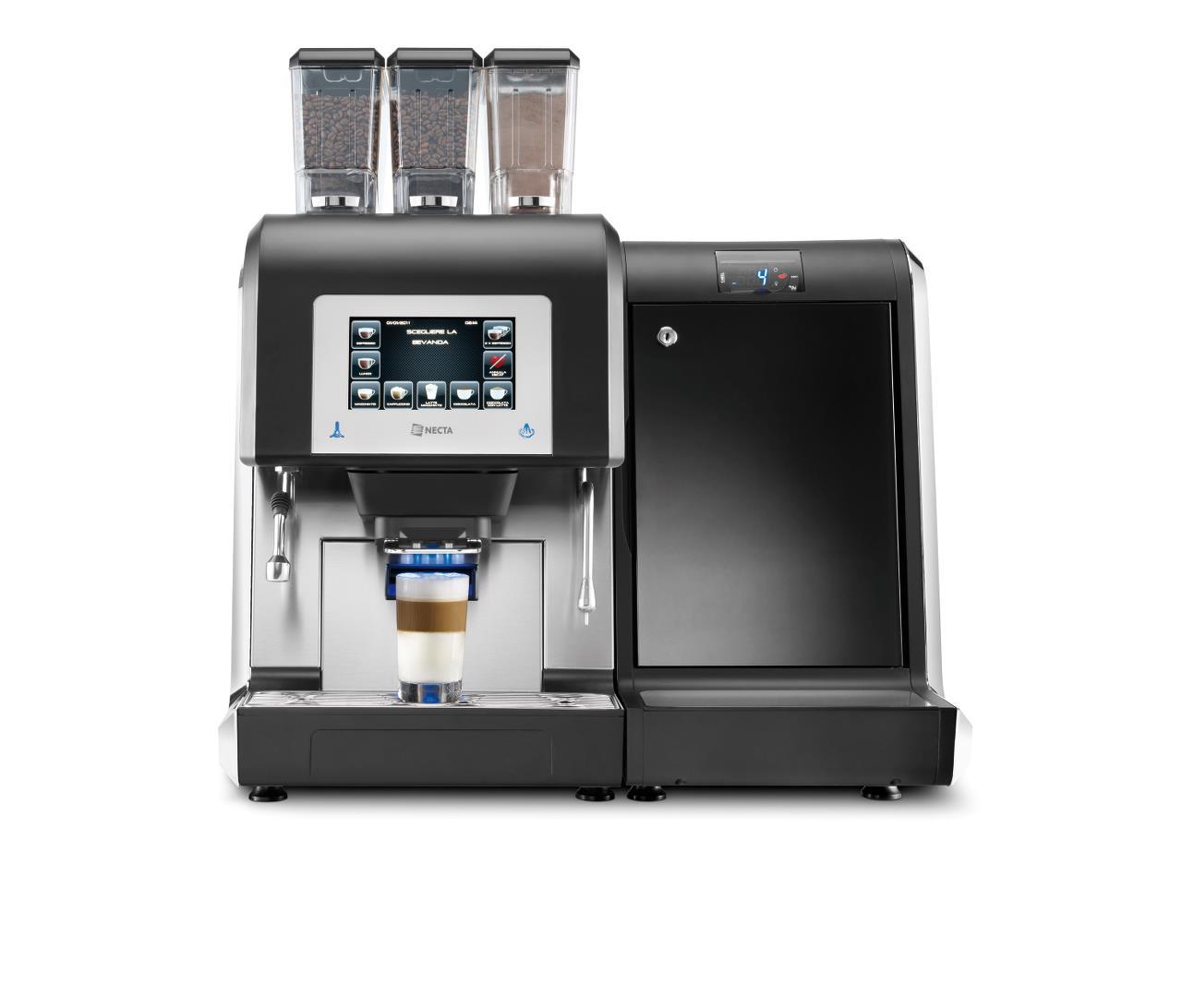Kaffeautomater til erhverv og industri - De bedste løsninger