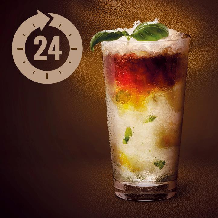 E-tonic Coffeetail No 32