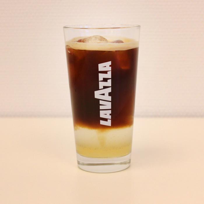 Espresso Lemonade m. Passionsfrugt