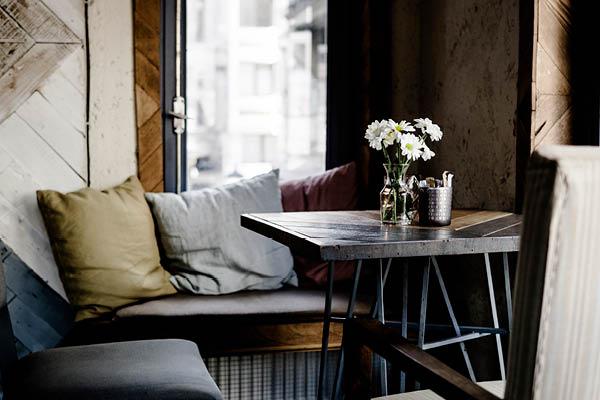 Kaffe rooming hos merrild lavazza